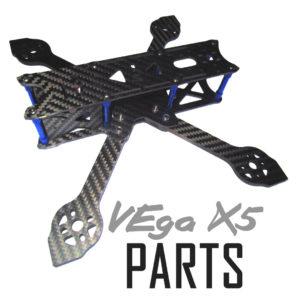 Vega X5 Parts